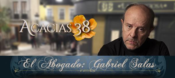 Gabriel Salas, abogado en Acacias 38