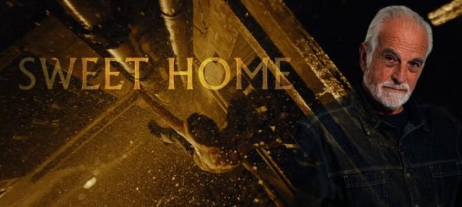 El actor José María Blanco en Sweet Home, el thriller del momento