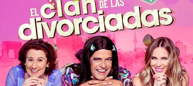 El clan de las divorciadas: humor a lo Ferreño