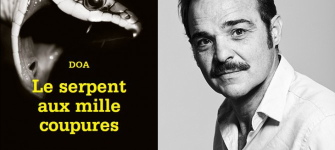 Carlos Cabra fichado para el rodaje de Le serpent aux mille coupures