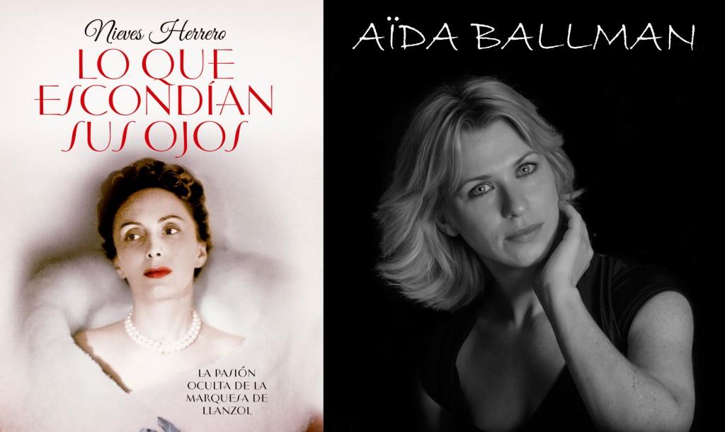 Aïda Ballman en el reparto de Lo que escondían sus ojos