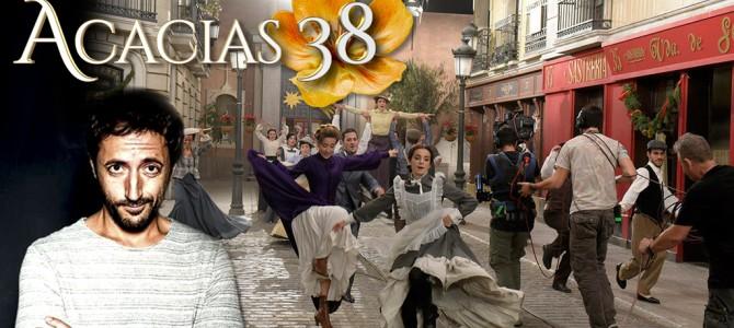Acacias 38 ficha a Enrique Asenjo