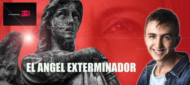 Hugo Alcaide enEl ángel exterminador