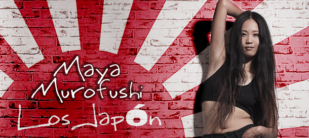 Maya Murofushi inicia el rodaje de la película Los Japón