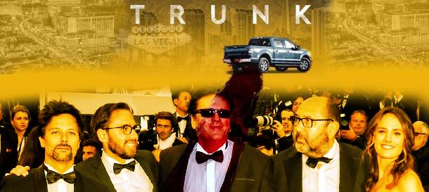 Iván González presentó Trunk en el Festival de Cannes