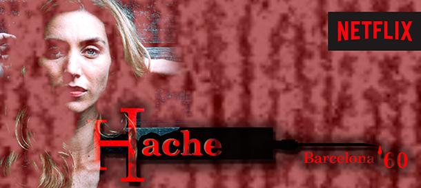 Cyrielle Debreuil en el reparto de Hache, la nueva serie de Netflix