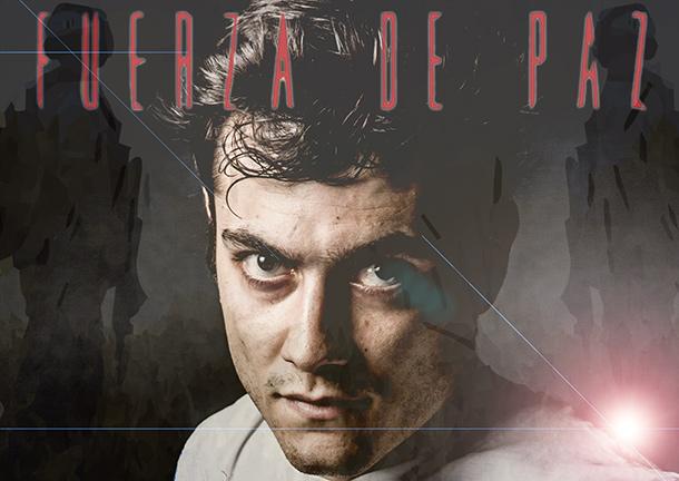 José Milán en la serie FUERZA DE PAZ: thriller militar de TVE | Agencia Actores Madrid 2Management